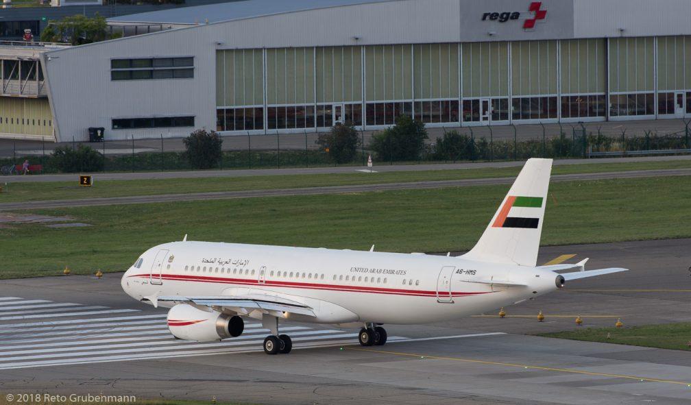 DubaiAirWing_A320_A6-HMS_ZRH180716