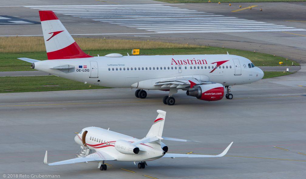 AustrianAirlines_A320_OE-LDG_SiouxCorp_F2TH_VQ-BIJ_ZRH180717