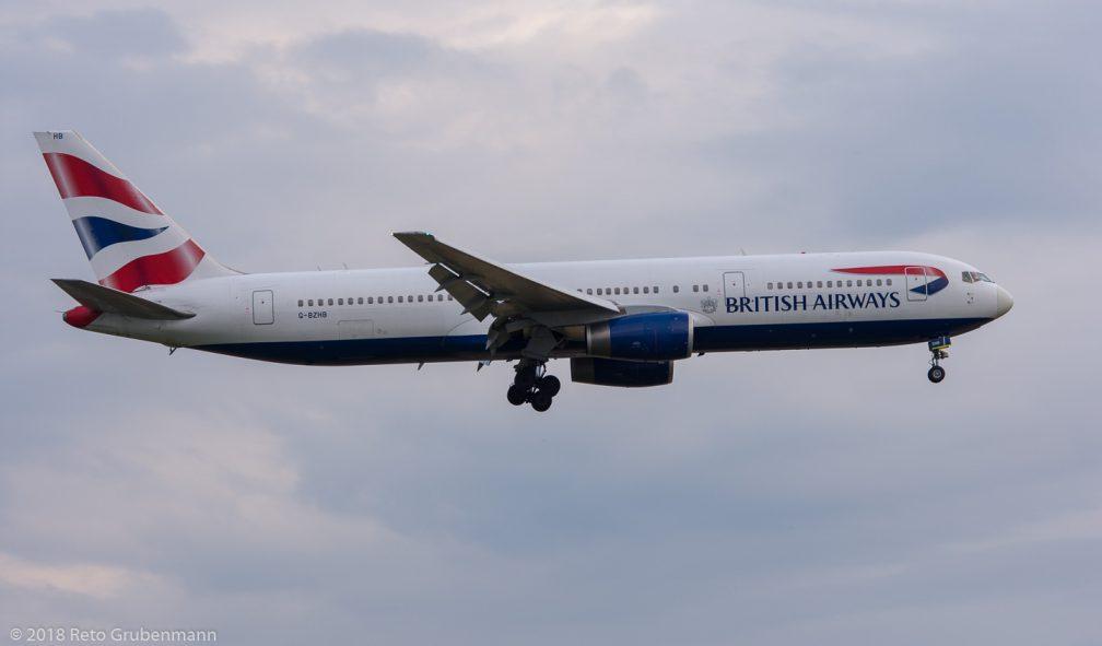 BritishAirways_B763_G-BZHB_ZRH180721
