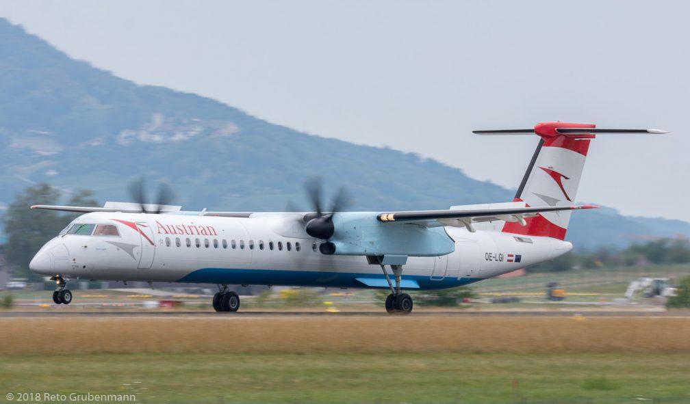 AustrianAirlines_DH8D_OE-LGI_ZRH180728