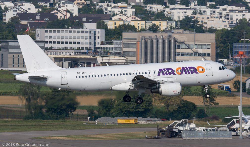 AirCairo_A320_SU-BSN_ZRH180729