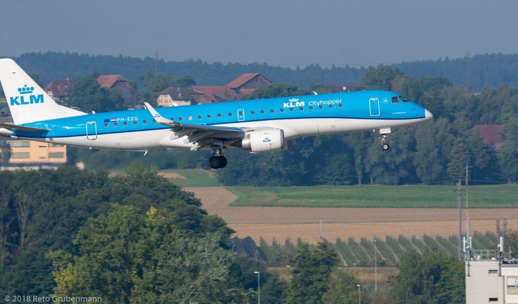 KLM_E190_PH-EZG_ZRH180729