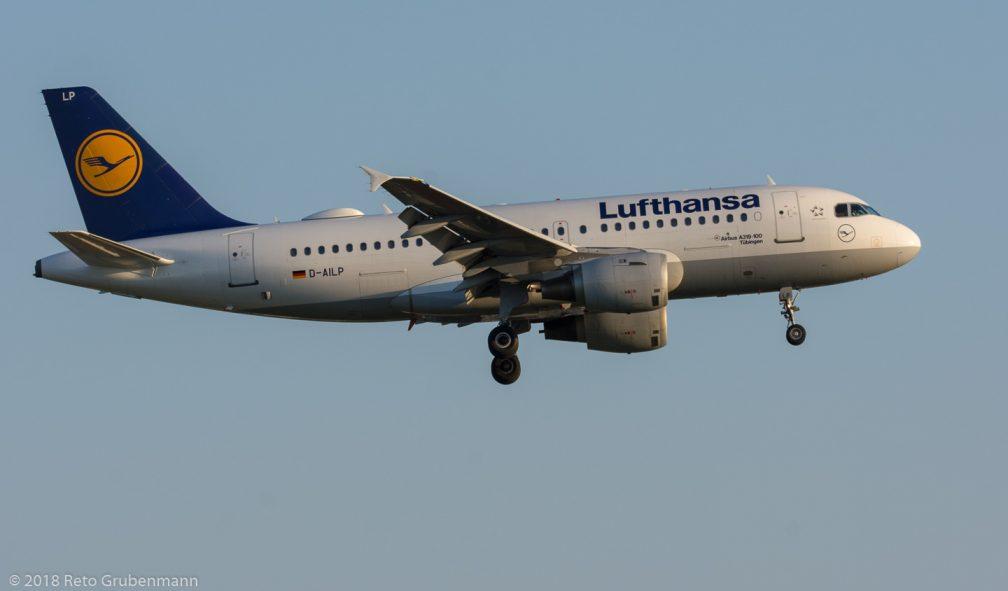Lufthansa_A319_D-AILP_ZRH180729