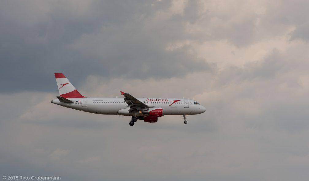 AustrianAirlines_A320_OE-LXE_ZRH180801