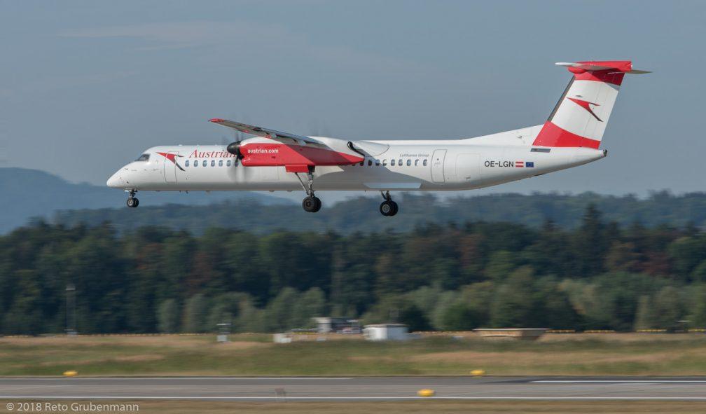 AustrianAirlines_DH8D_OE-LGN_ZRH180801