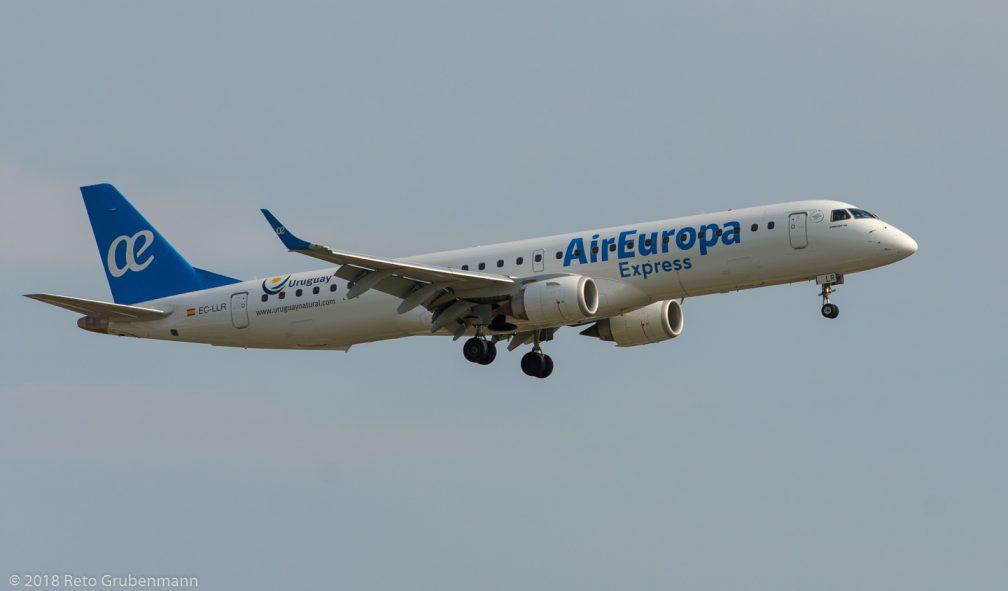 AirEuropa_E190_EC-LLR_ZRH180804