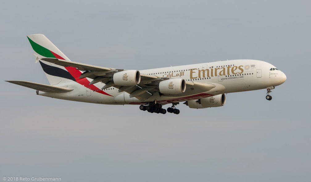 Emirates_A388_A6-EDI_ZRH180804