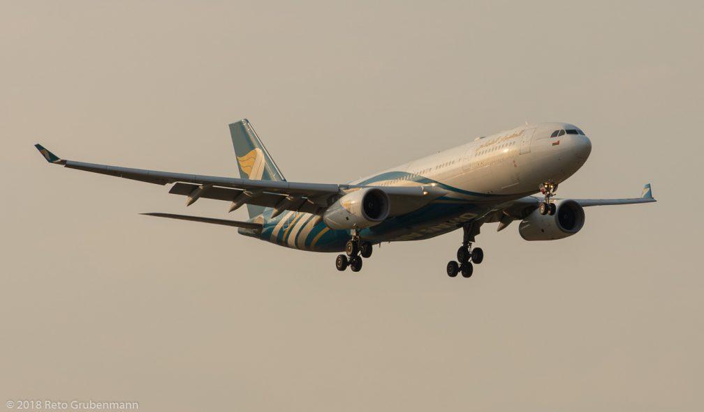 OmanAir_A332_A4O-DA_ZRH180805