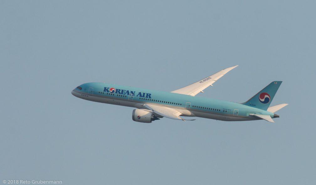 KoreanAir_B789_HL8085_ZRH180807