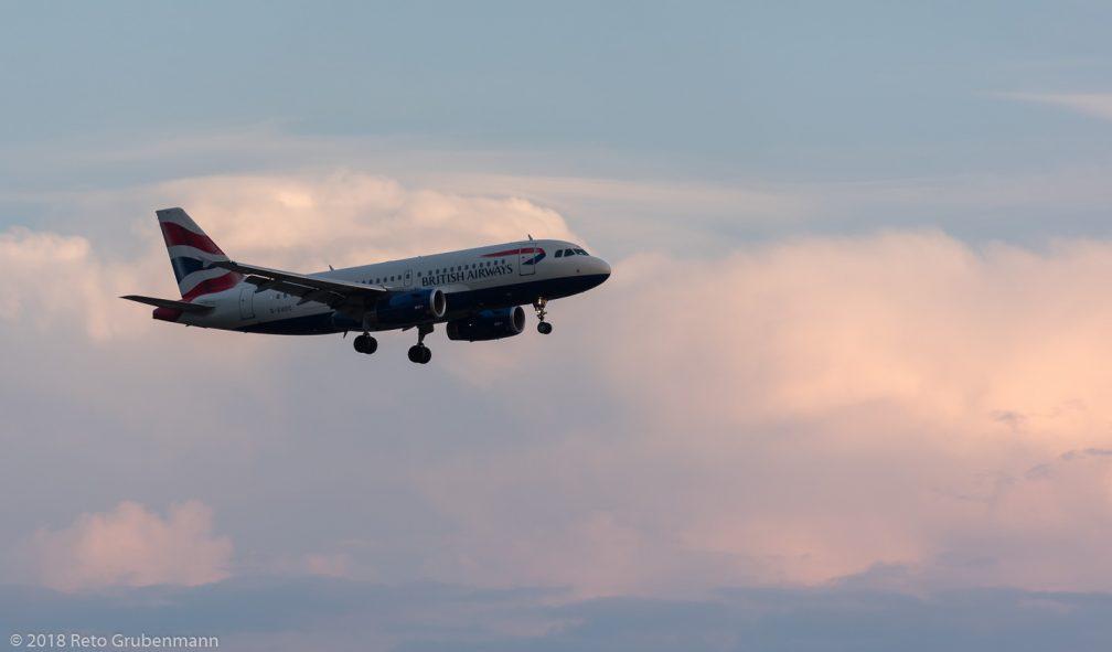 BritishAirways_A319_G-EUOC_ZRH180818