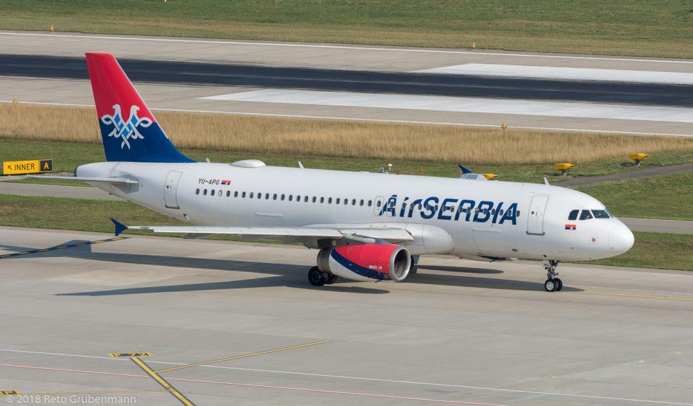 AirSERBIA_A320_YU-APG_ZRH180819