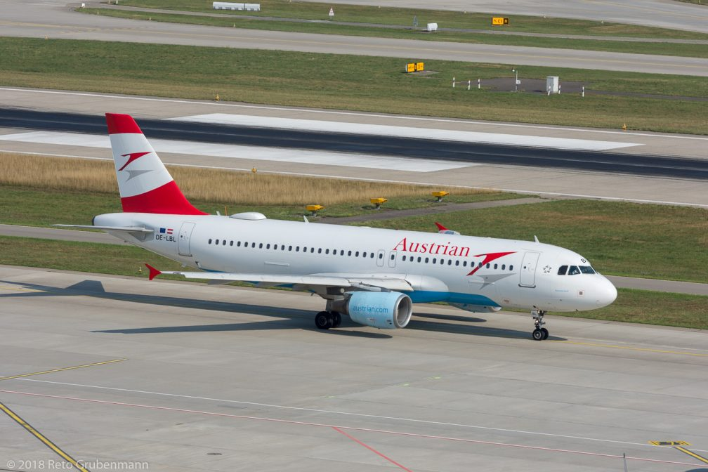AustrianAirlines_A320_OE_LBL_ZRH180819