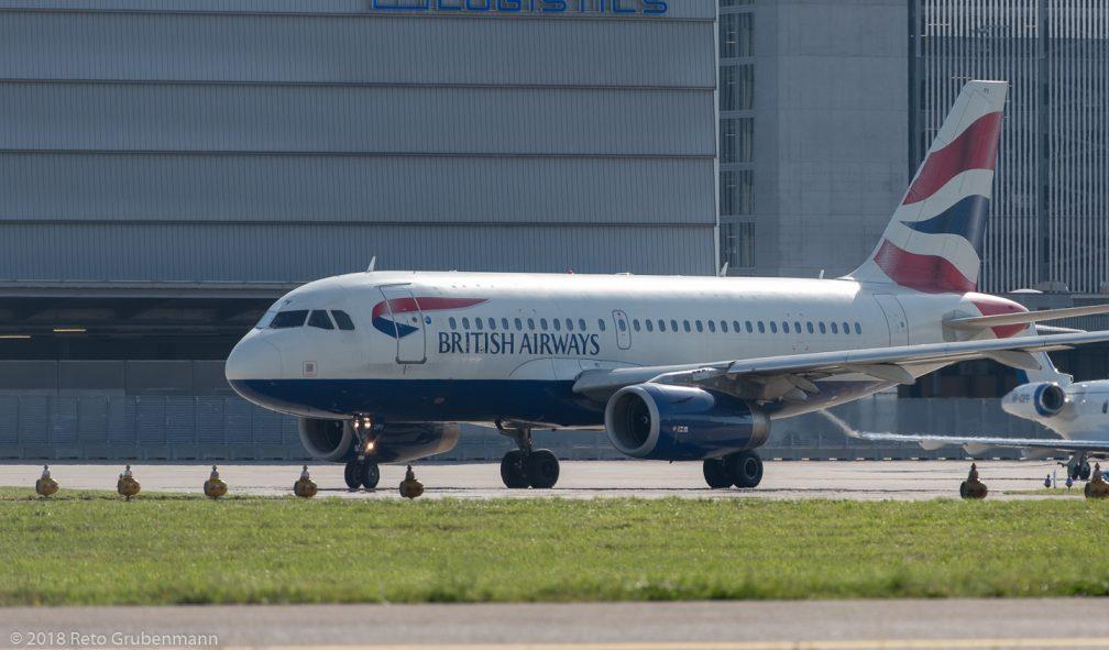 BritishAirways_A319_G-EUPV_ZRH180926