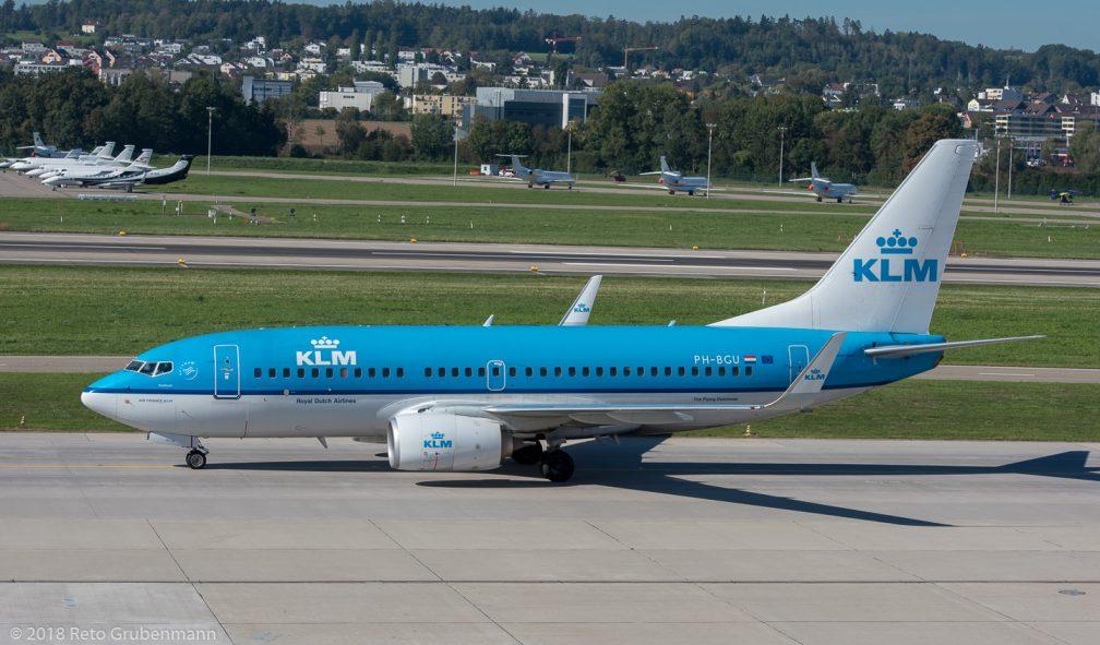 KLM_B737_PH-BGU_ZRH180926