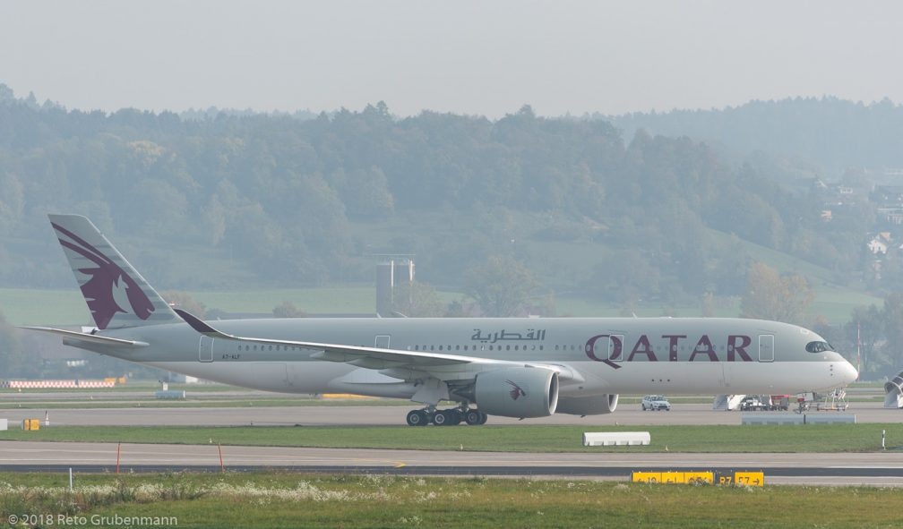 QatarAirways_A359_A7-ALF_ZRH181018