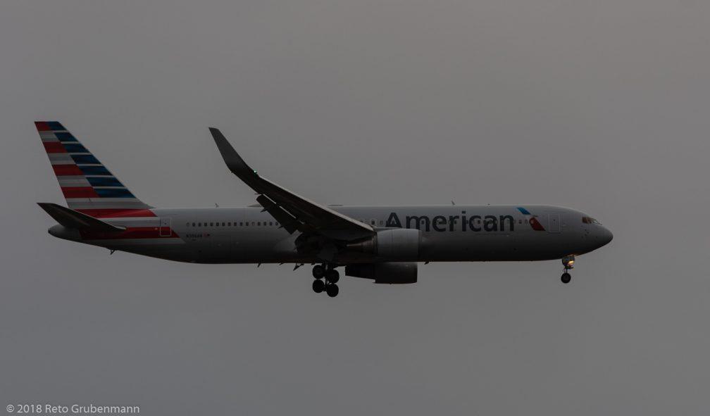 AmericanAirlines_B763_N396AN_ZRH181202