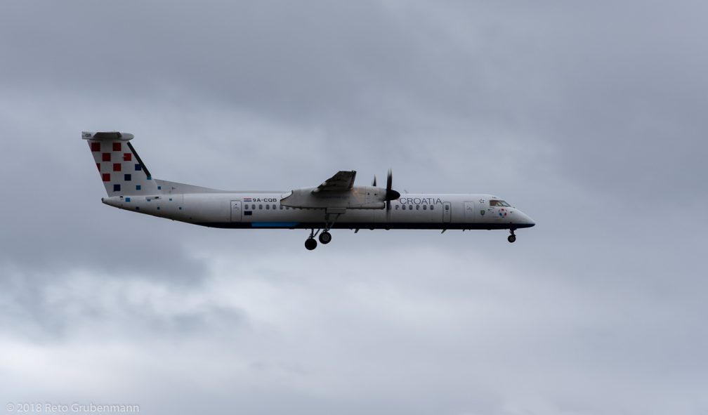 CroatiaAirlines_DH8D_9A-CQB_ZRH181208