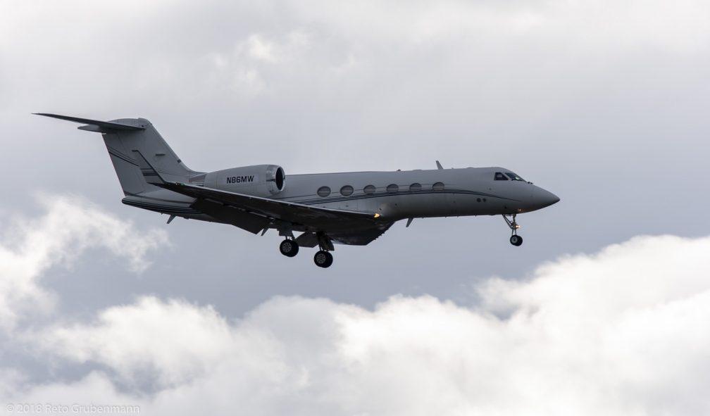 SkystreamJet_GLF4_N86MW_ZRH181208